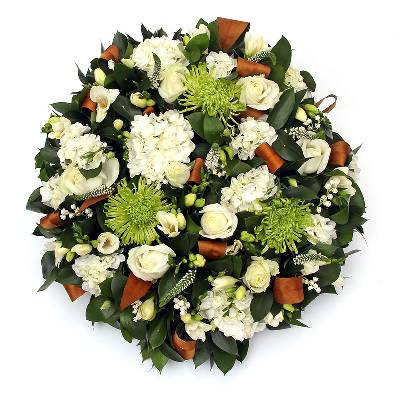 Orange Cream Posy
